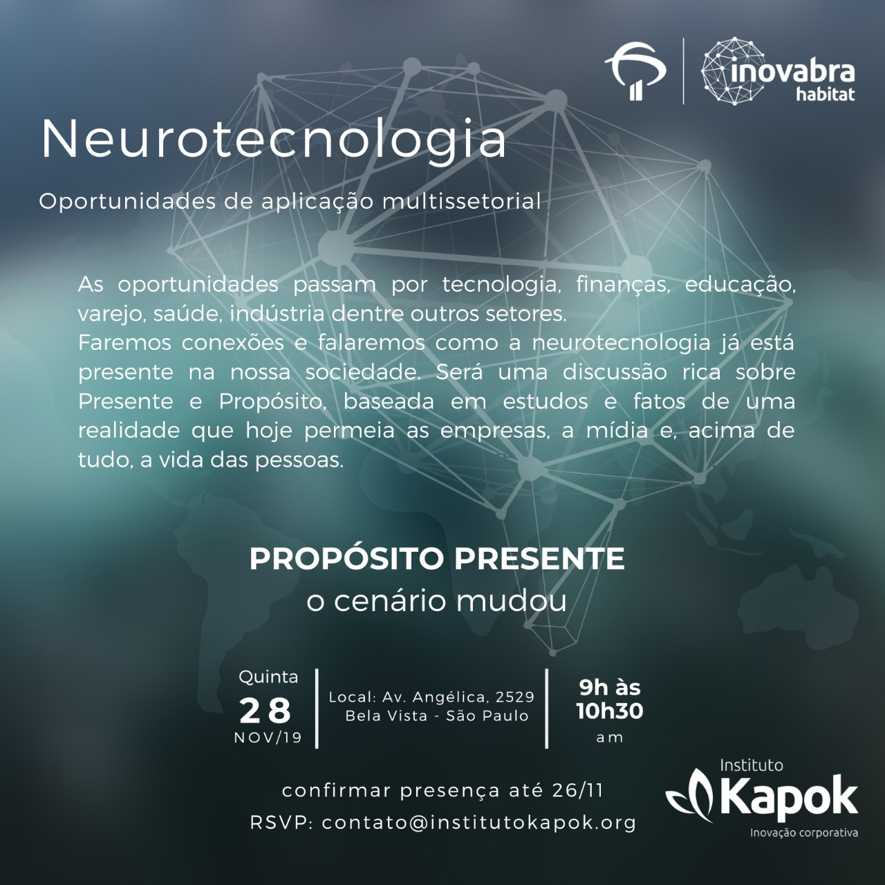 Evento NeuroTech